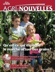 Qu'est-ce qui explique le marché actuel des grains? - Agri-Marché