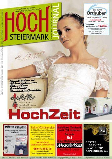 Meisterbetrieb für Damenkleider - Hochsteiermark Journal