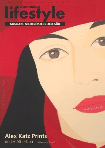 Alex Katz Prints - IDEE Werbeagentur