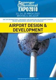 AIRPORT DESIGN & DEVELOPMENT - Passenger Terminal Expo