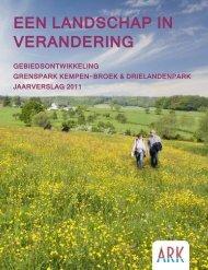 jaarverslag - ARK Natuurontwikkeling