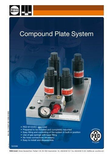 Compound Plate System - Fibro GmbH