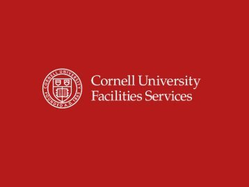 PM Toolbox - Cornell University