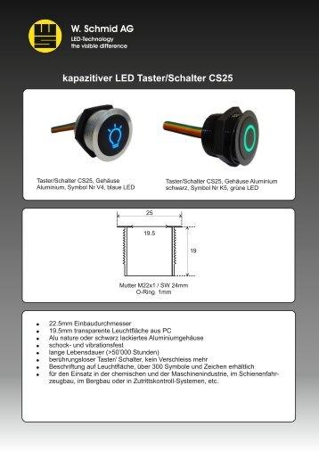 klicken für das PDF-Datenblatt. - LED