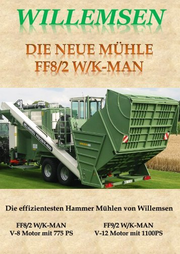 Im PDF-Format 1.1MB - CHR. WILLEMSEN GmbH