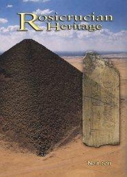 Rosicrucian Heritage Magazine - 2011-03 - AMORC