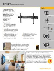 Series OL200FT product information sheet