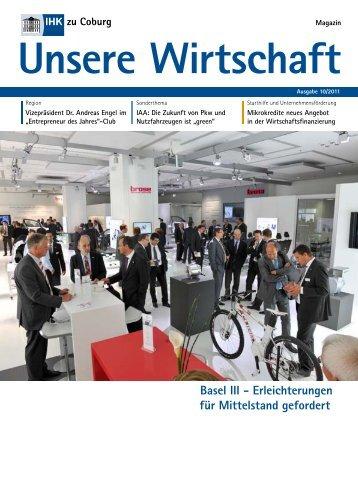 Basel III - Industrie und Handelskammer zu Coburg