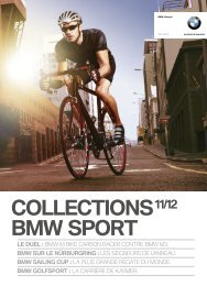 collections bmw sport.