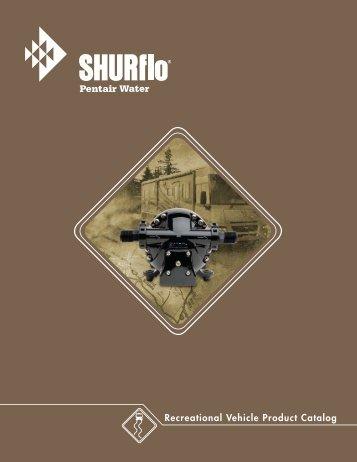 SHURflo 2008 RV Catalog