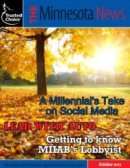 THE Lead With Auto Getting to know MIIAB's Lobbyist A Millennial's ...