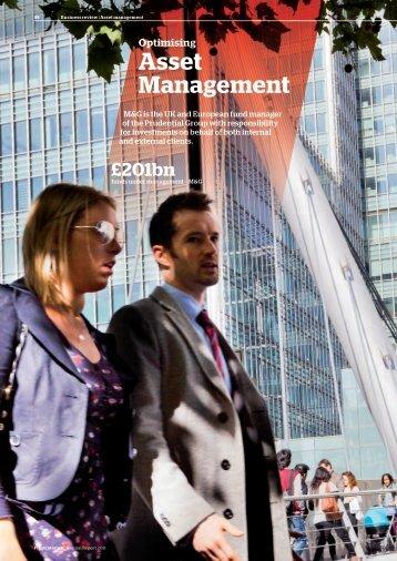 Asset Management - Prudential plc