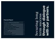 Financial Report Group - Geschäftsbericht 2012-2013 - Züblin ...