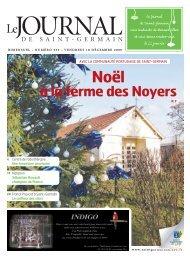 Noël à la ferme des Noyers - Saint Germain-en-Laye