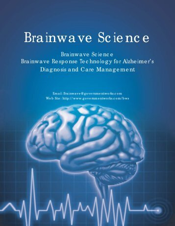 Brainwave Science - Government Works Inc