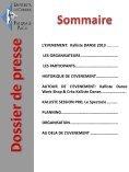 Télécharger le dossier de presse - Università di Corsica Pasquale ... - Page 2