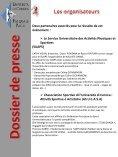Télécharger le dossier de presse - Università di Corsica Pasquale ... - Page 4