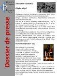 Télécharger le dossier de presse - Università di Corsica Pasquale ... - Page 6