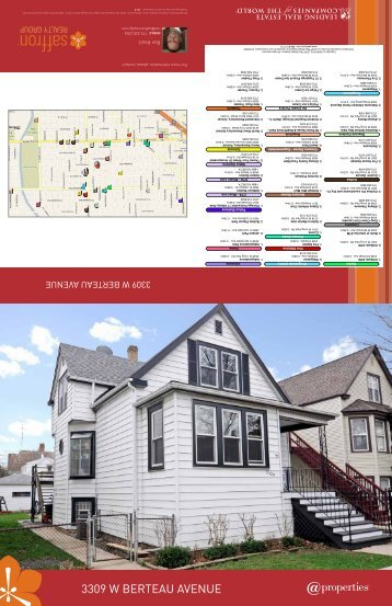 3309 W Berteau avenue - Properties