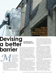 Devising a better barrier - PaintSquare