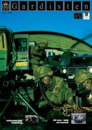 Cold Response 2006 - Hans Majestet Kongens Garde