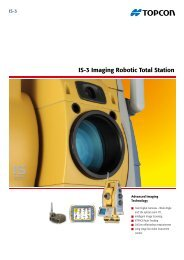 IS-3 Leaflet Englidh - Topcon Positioning