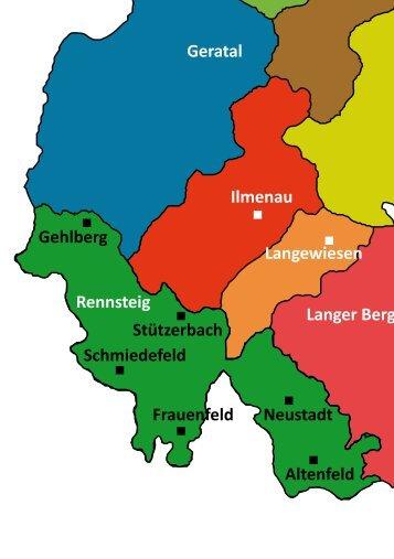 Frauenfeld Altenfeld Stützerbach Neustadt Schmiedefeld ... - Ilm-Kreis