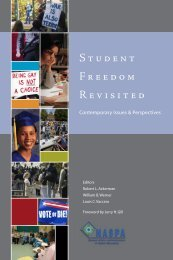 Student Freedom Revisited - Campus Activism