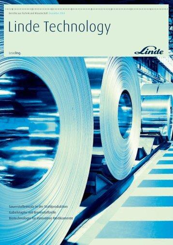Linde Technology - The Linde Group