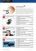 PDF-Ausgabe herunterladen (31 MB) - elektronik industrie - Seite 6