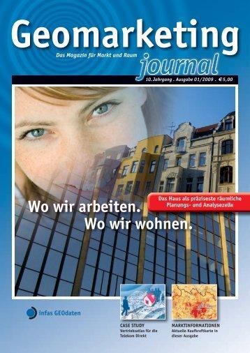 Ausgabe 01/2009 - infas GEOdaten