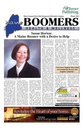 Maine Boomers - Turner Publishing Inc.