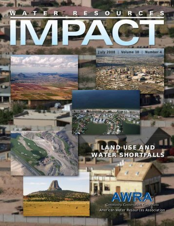 TOC - American Water Resources Association