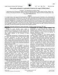 Role of public participation in sustainability of historical city: usage of ...