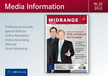 Media Information - Midrange Magazin