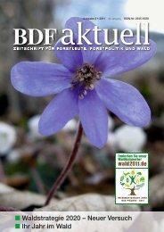 Ausgabe 03/11 - BDF