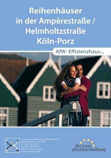 KFW Haus Amperestr. - Interhouse