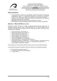 1/2 Notas Aclaratorias Ejercicio 1 - Microsoft Word (6 puntos)