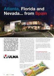 Atlanta, Florida and Nevada... from Spain - Interempresas