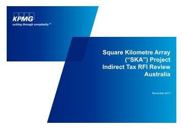102_SKA-Customs-and - The Square Kilometre Array