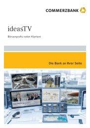 ideasTV_Booklet_A5 042013.indd - Zertifikate Commerzbank