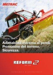 metrac - Reform