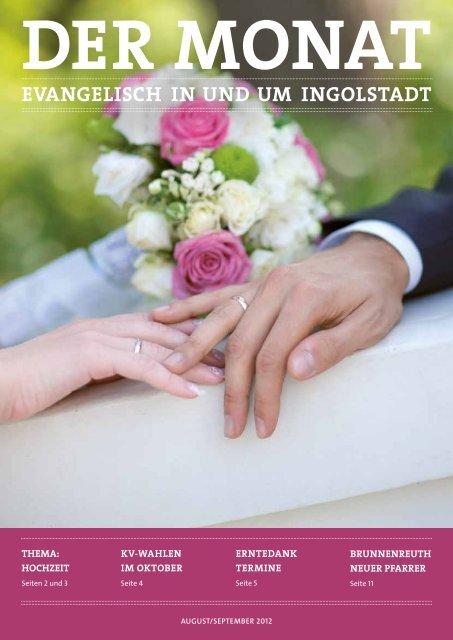 Hochzeit Ingolstadt Evangelischde