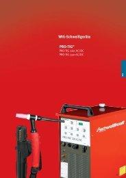 WIG-Schweißgeräte PRO-TIG®