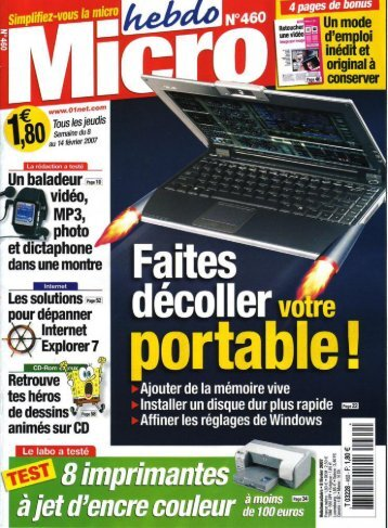 Micro Hebdo N°460.pdf - Free