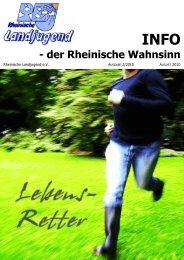 Ausgabe 2/2010 als pdf (13146 KB) - bei der Rheinischen ...