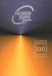 Untitled - Akademi Sains Malaysia