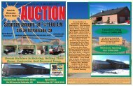 Un-reserved!!! - United Auctioneers