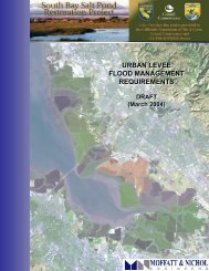 urban levee flood management requirements urban levee flood ...