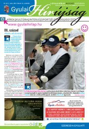 PDF dokumentum (4262 KByte) - Gyulai Hírlap